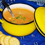 Creamy Tomato Soup for Blogger CLUE