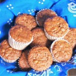 Carrot Muffins from Kelli's Kitchen