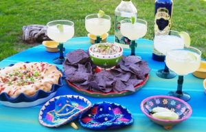 Blue Cheese and Tequila for #Cincodemayo