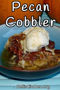 Pecan Cobbler