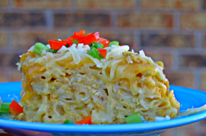 Mac and Cheese with Crab and a Giveaway
