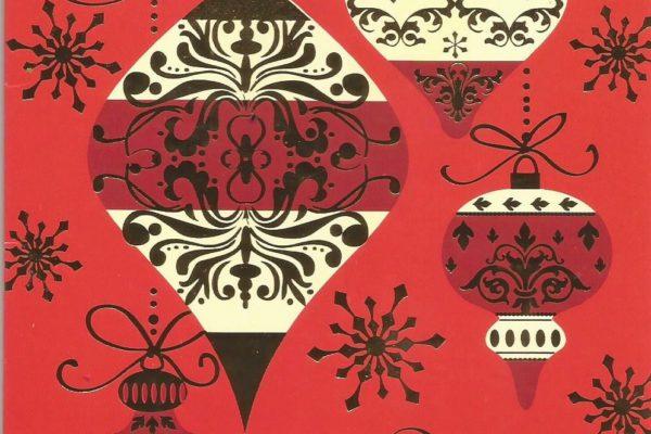 Merry & Bright! Kelli's Kitchen Christmas Card