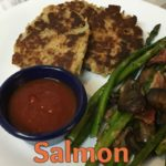Classic Salmon Patties or Croquettes