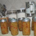 Nanas Chow Chow Recipe