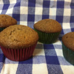 Cinnamon Brown Sugar and Golden Raisin Muffins