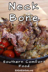 Neck Bone: Southern Comfort Food