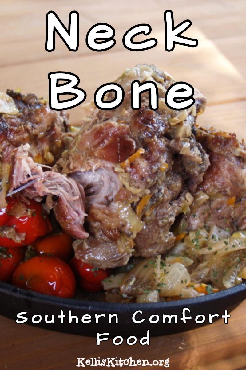 Neck Bone: Southern Comfort Food via @KitchenKelli