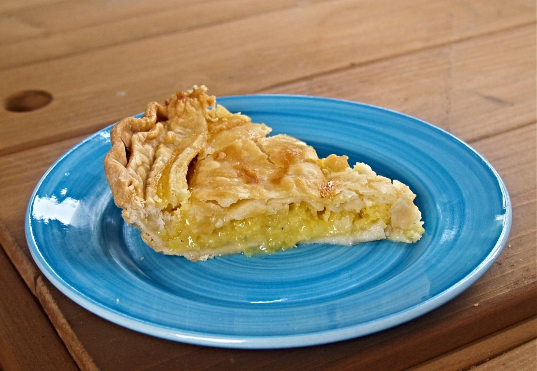 Pineapple Pie Kelli S Kitchen