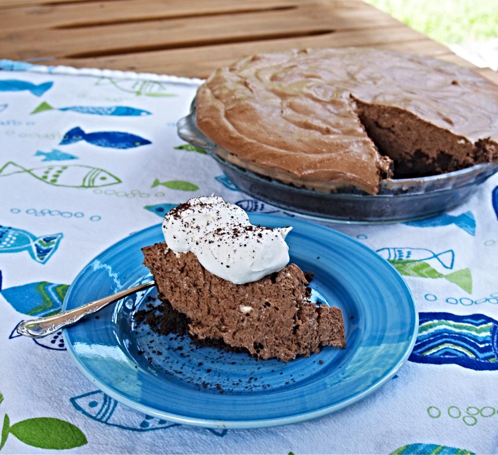 Chocolate Mocha Dream Pie for Pieathalon 5