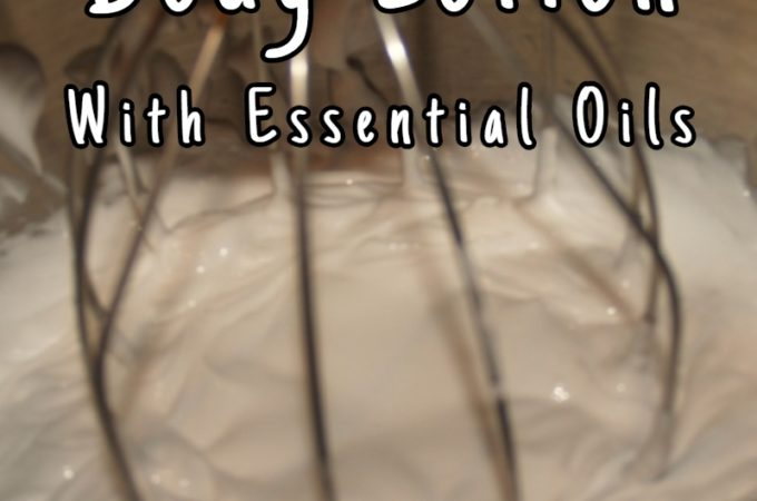 Super Smooth Body Lotion with Essential Oils