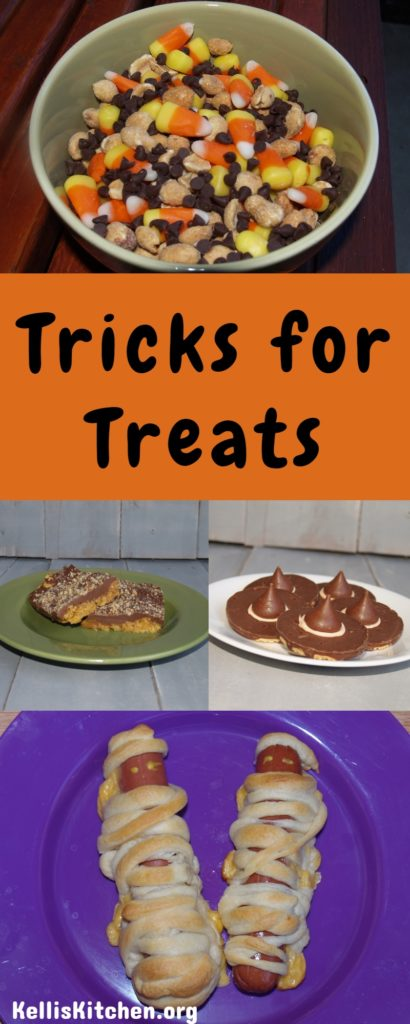 Tricks for Treats
