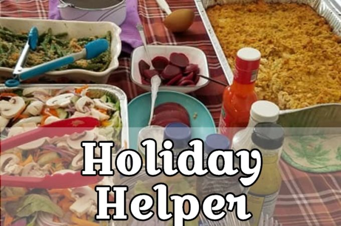 Holiday Helper Entertaining: Tips and Tricks