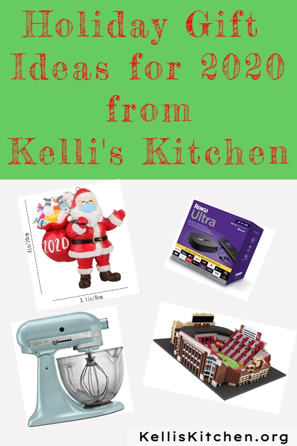 Great Holiday Gift Ideas for 2020 via @KitchenKelli