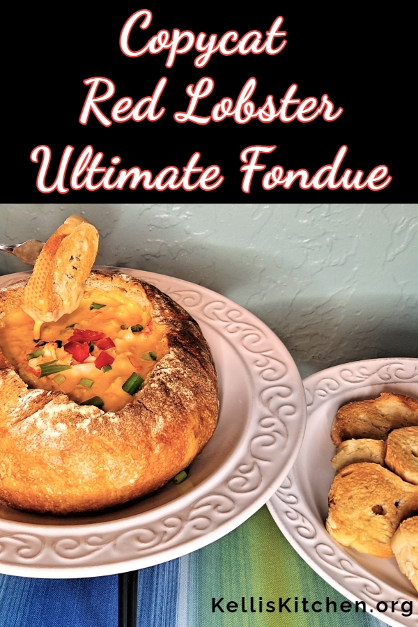 Copycat Red Lobster Ultimate Fondue via @KitchenKelli